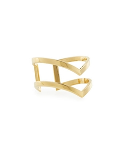 Stacked Odette Two Ring by Jennifer Zeuner in We Are Your Friends