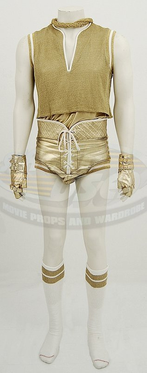 Custom Made Drawstring Shorts by Bill Hargate Costumes in Austin Powers in Goldmember