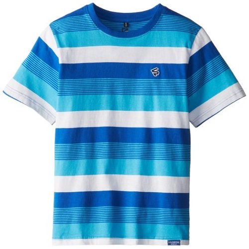 Kids Auto Stripe T-Shirt by Southpole in Drive