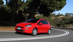 Grande Punto Car by Fiat in The American