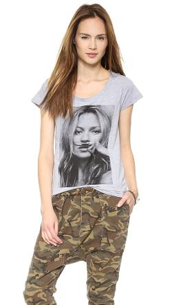 Kate Moss T Shirt by ElevenParis in Neighbors