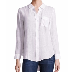 Charli Solid Shirt by Rails in Snatched