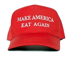 Make America Eat Again Baseball Hat by Swagge in Pitch Perfect 3