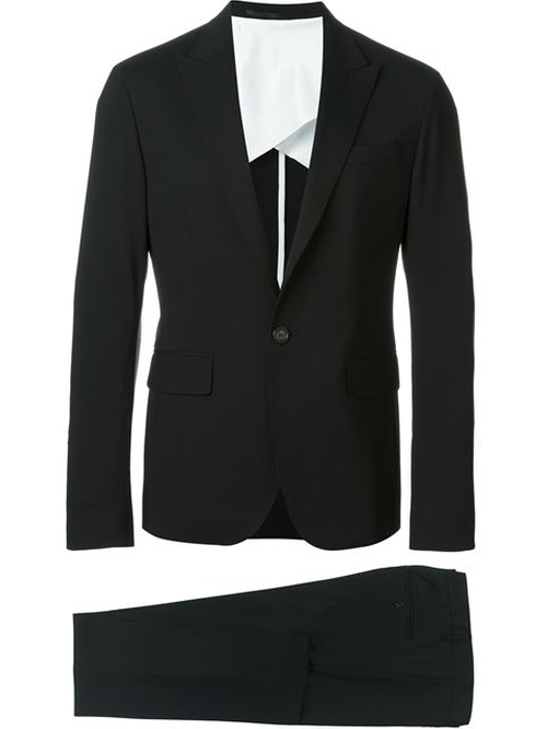 Classic Two-Piece Suit by Dsquared2 in Suits - Season 5 Episode 11
