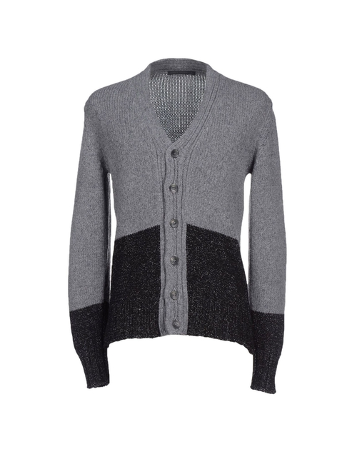 Button Front Cardigan by Daniele Alessandrini in Master of None - Season 1 Episode 7