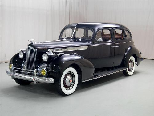 1940 FOUR DOOR SPORT SEDAN by PACKARD in Jersey Boys