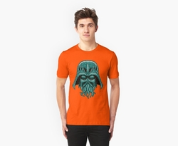 Darth Vader Star Wars The Force Awakens Tee by Red Bubble in The Big Bang Theory