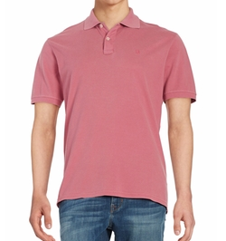 Pima Cotton Polo Shirt by Duck Head in Casual