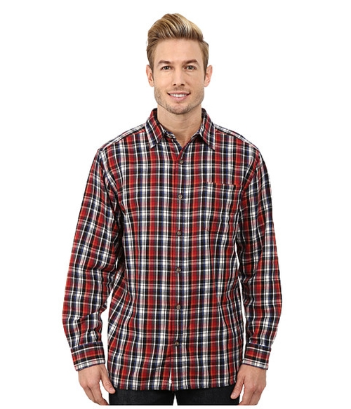 Peden Plaid Shirt by Mountain Khakis in Modern Family