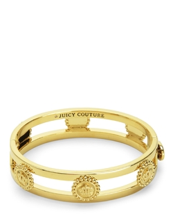 Status Coin Bangle by Juicy Couture in Ballers