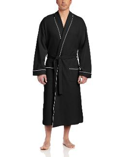 Men's Belize Knit Robe by Majestic International in Hot Tub Time Machine 2