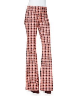 Novelty Flare Trousers by Derek Lam in Empire