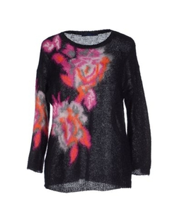 Floral Sweater by Blue Les Copains in The Mindy Project