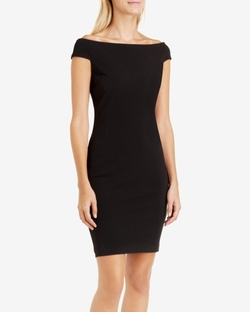 Wiona Bardot Neckline Bodycon Dress by Ted Baker in Pretty Little Liars