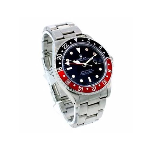 GMT Master 16700 Watch by Rolex in The Blacklist - Season 4 Episode 5