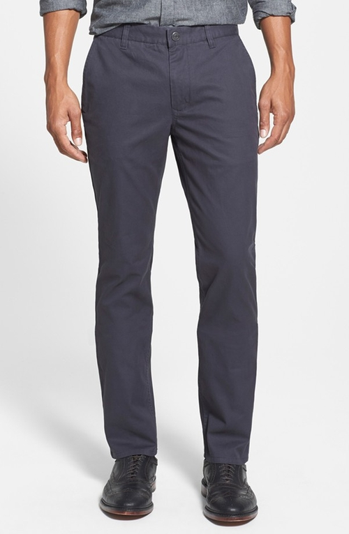 Tailored Washed Cappu-Chino Pants by Bonobos in Ashby
