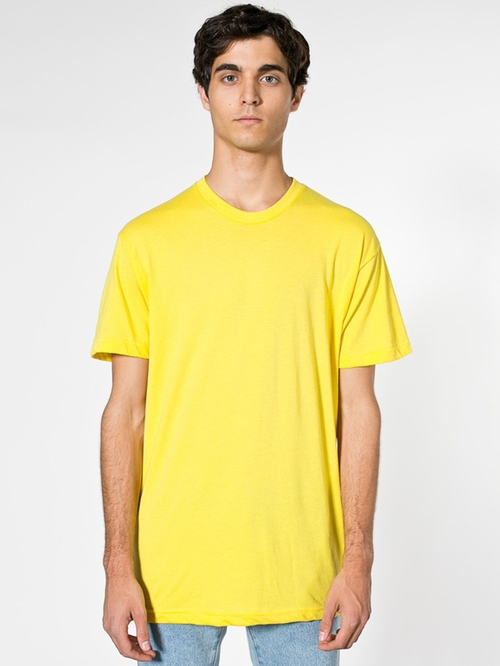 Short Sleeve Crew Neck T-Shirt by American Apparel in American Ultra