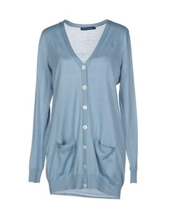 Lightweight Sweater Cardigan by Ralph Lauren in New Girl