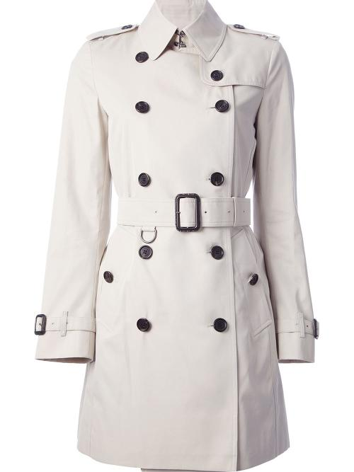 Trench Coat by Burberry London in No Strings Attached
