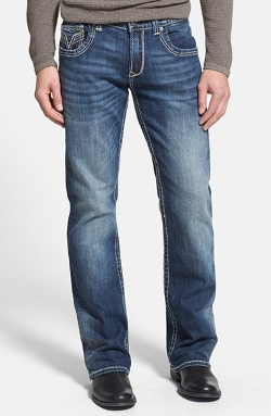 'Chase' Bootcut Jeans by Vigoss in Fast Five