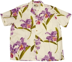 Mens Double Orchid Shirt by Paradise Found in Fight Club