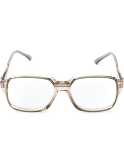 Square Frame Glasses by Yves Saint Laurent Vintage in Regression