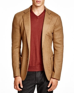 Slim Fit Blazer by Armani Collezioni in Empire