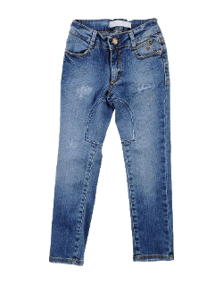 Denim Pants by Siviglia Denim in The Overnight
