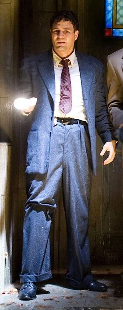 Custom Made Suit (Mark Ruffalo) by Sandy Powell (Costume Designer) in Shutter Island