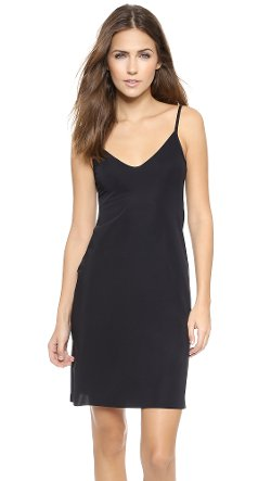 Tailored Slip Dress by Commando in The Other Woman