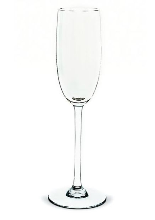 """Montaigne Optic Tall"" Champagne Flute by Baccarat in The D Train"