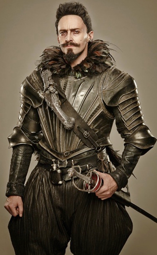 Custom Made Feathered Armor (Blackbeard) by Jacqueline Durran (Costume Designer) in Pan