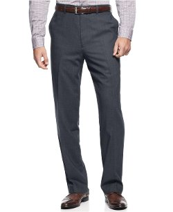 Wool Dress Pants by Louis Raphael in Hall Pass