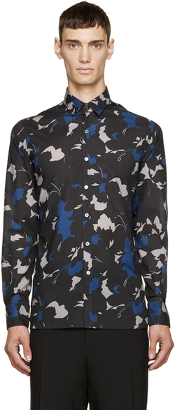 Printed Poplin Shirt by Lanvin in The Mindy Project