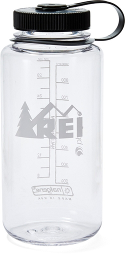 Wide-Mouth Loop-Top Water Bottle by REI in A Walk in the Woods