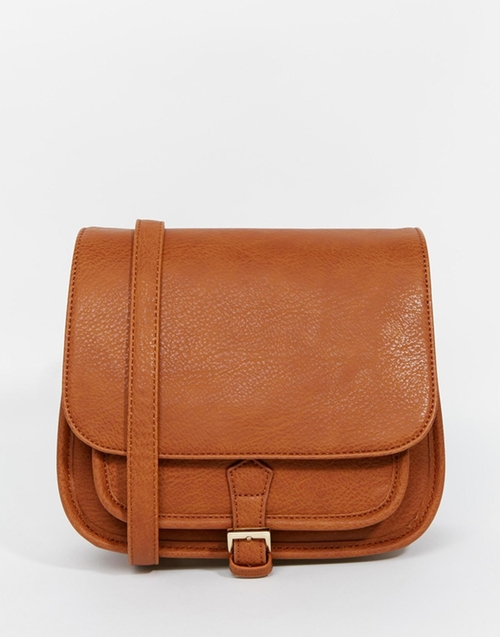 Jackie Saddle Bag by Marc B in Master of None - Season 1 Episode 6