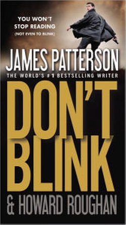 Don't Blink (Mass Market Paperback) by James Patterson in The Mindy Project