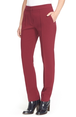 Stretch Suiting Trousers by Tory Burch  in Pretty Little Liars