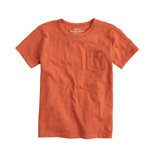 Boys' Pocket Tee by Crewcuts in If I Stay