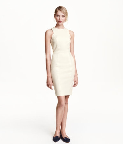 Sleeveless Dress by H&M in Scream Queens