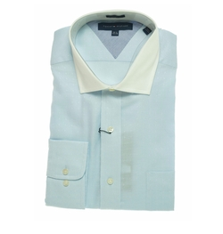 Textured Dress Shirt by Tommy Hilfiger in Urge
