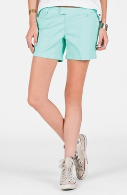 'Frochickie' Chino Shorts by Volcom in Mamma Mia!
