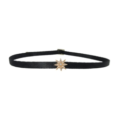 Mini Starburst Choker by Shay Jewelry in Keeping Up With The Kardashians