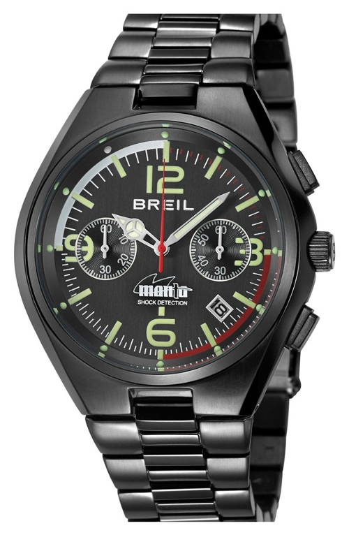 Manta Professional Chronograph Watch by Breil in Terminator: Genisys