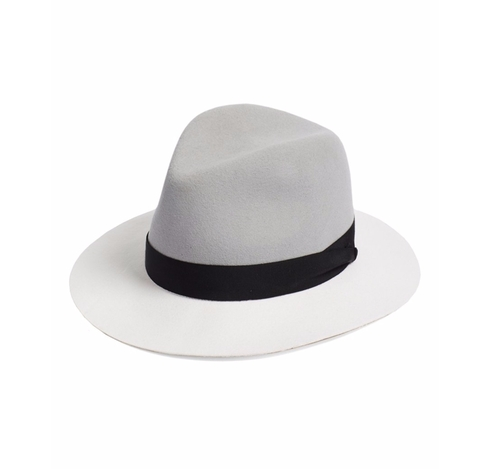 Floppy Brim Wool Fedora Hat by Rag & Bone in Keeping Up With The Kardashians - Season 12 Episode 3