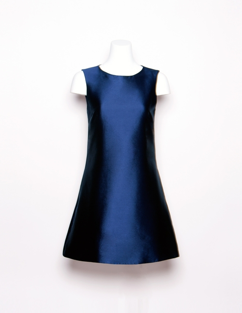 Lawson Dress (Collar Added) by Senza Tempo in New Girl - Season 5 Episode 2