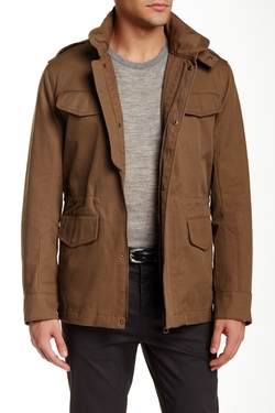 Hooded Field Jacket by Ben Sherman in Modern Family