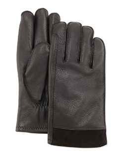 Men's Gibson Leather Gloves by UGG Australia in Unfinished Business