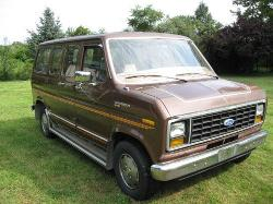 1984 Econoline by Ford in Dumb and Dumber To