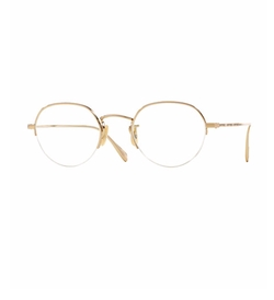 Roland Round Optical Frame Glasses by Oliver Peoples in The Flash